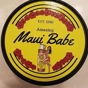 Maui babe lotion never used
